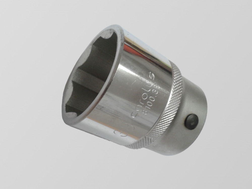 "Socket 38mm, 1 1/2"" for High-Quality tools"