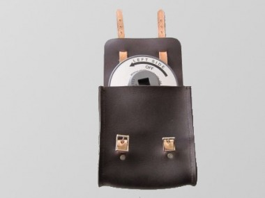 Premium Leather Bag for spinner removal tool