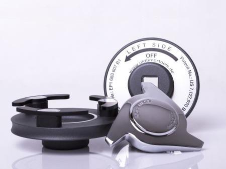 Premium Rudge Wheel Knock Off Spinner Removal Tool for Ferrari  FMB-52