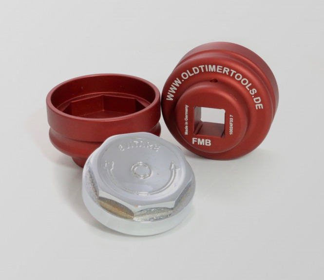 Premium Achtkantmutter-Werkzeug für Ferrari FMB-65