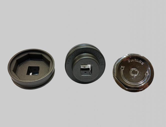 Premium Achtkantmutter-Werkzeug für ISO Grifo / Rivolta FMB-75