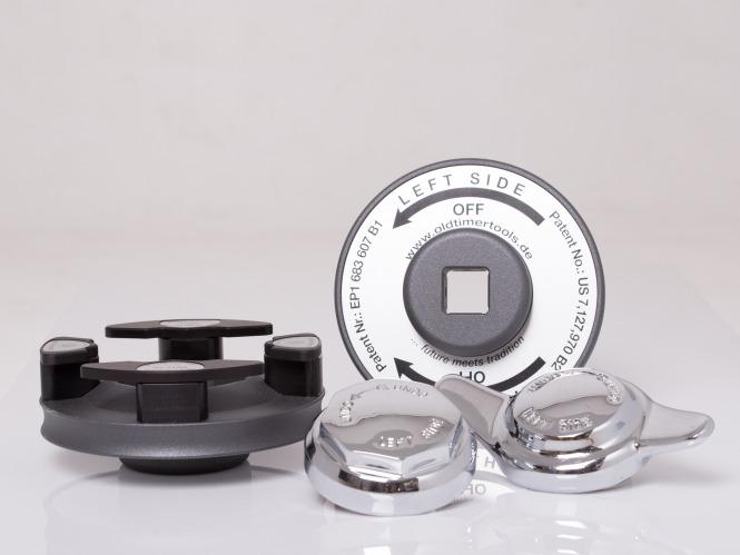 Premium Dual-purpose tool / Knock off Tool for Riley MHT-70