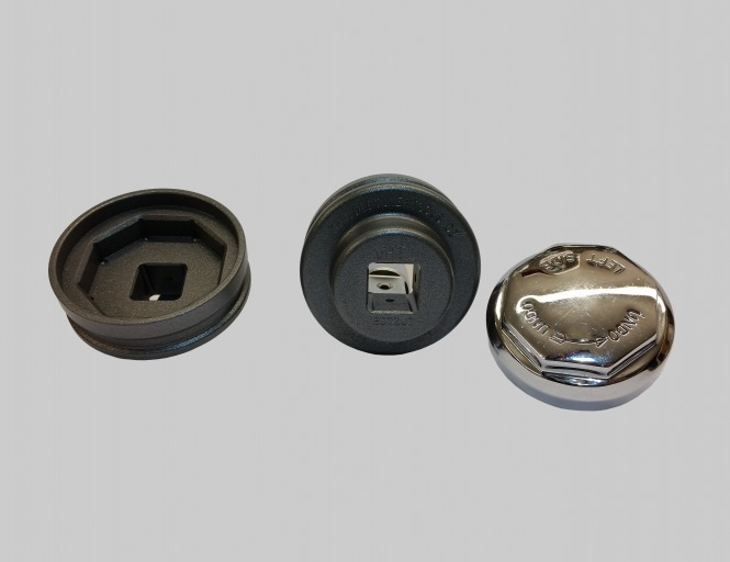Premium Achtkantmutter-Werkzeug für Austin Healey MHT-1