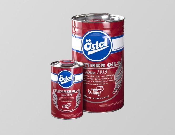 Spezial Östol Oldtimer Oil SAE 15W-50  1 Liter