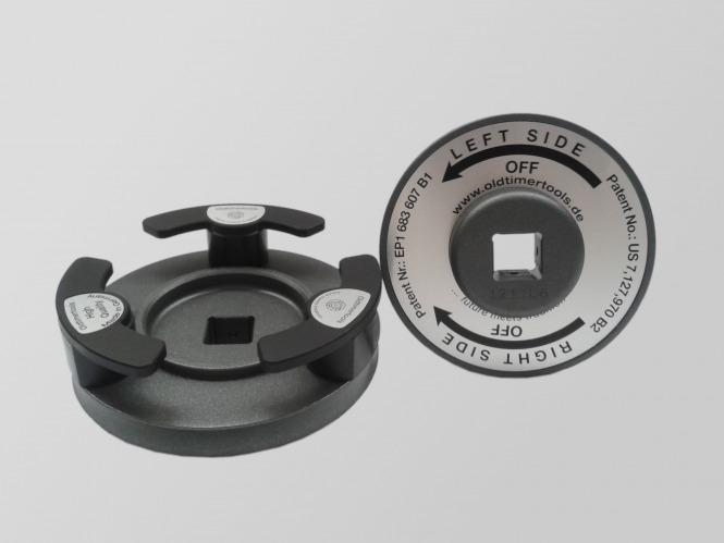 Premium knock off spinner tool for Facel Vega FAC-3