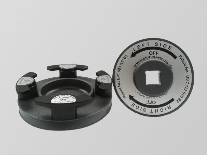Premium knock off spinner tool forAlvis 4.3l ALS-2